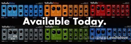 Valhalla DSP bundle
