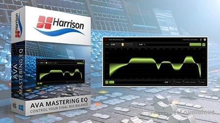 Harrison AVA Mastering EQ