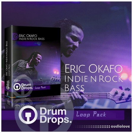 DrumDrops Eric OKafo Indie N Rock Bass