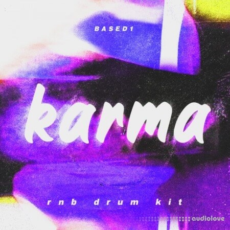 Based1 Karma RnB Drum Kit