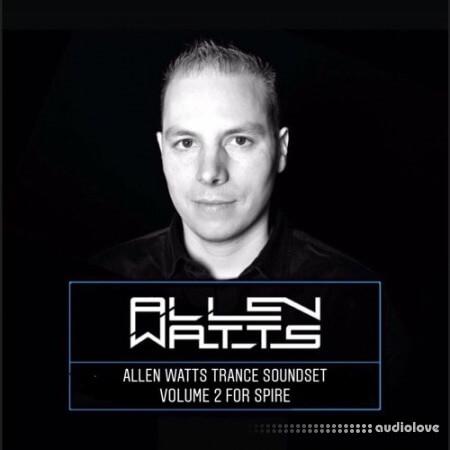 Allen Watts Trance Soundset Volume 2