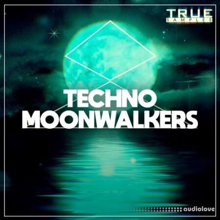 True Samples Techno Moonwalkers