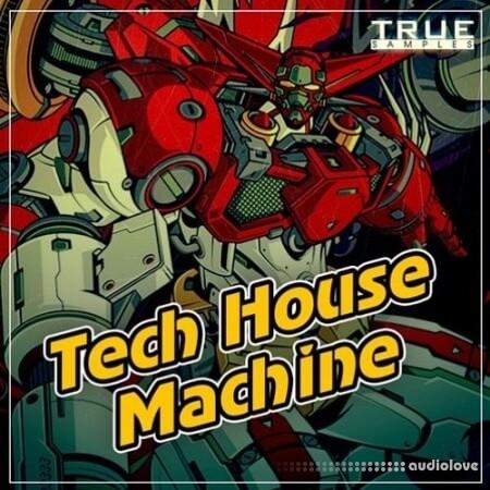 True Samples Tech House Machine