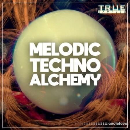 True Samples Melodic Techno Alchemy