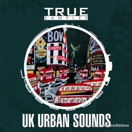 True Samples UK Urban Sounds