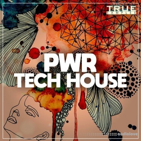 True Samples PWR Tech House
