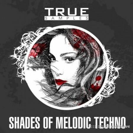 True Samples Shades Of Melodic Techno