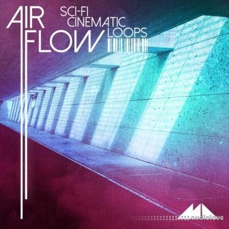 ModeAudio Airflow Scifi Cinematic Loops