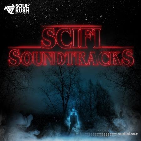Soul Rush Records Sci-Fi Soundtracks