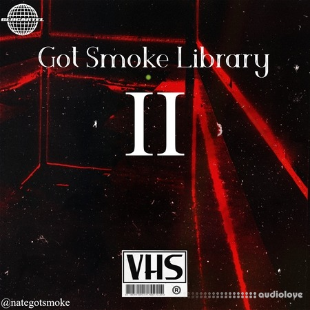 Nate Got Smoke Got Smoke Library II Sample Library