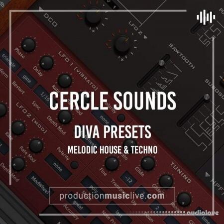 Production Music Live Cercle Sounds Vol.2 Diva Preset