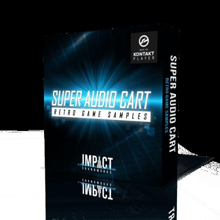 Impact Soundworks Super Audio Cart Complete