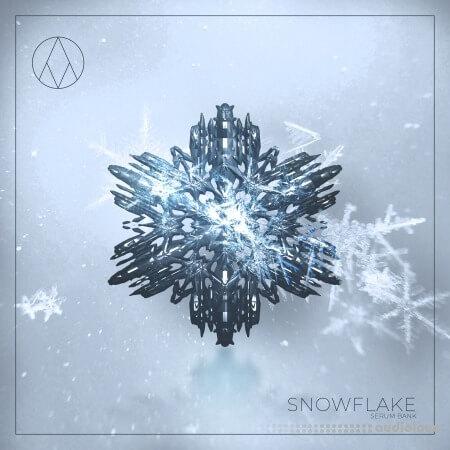 AngelicVibes Snowflake Serum Bank