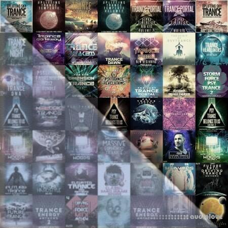 Trance Euphoria BUNDLE 49-in-1