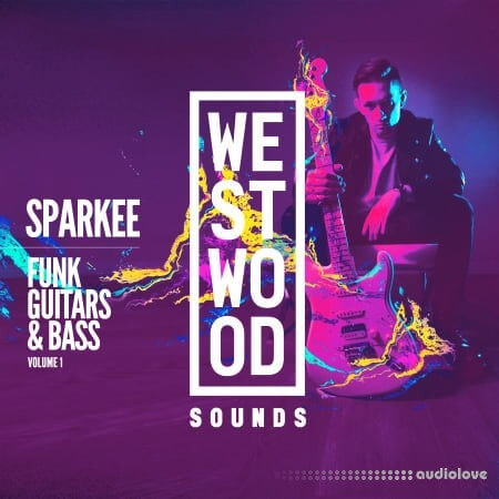 Westwood Sounds Sparkee Funk Guitars and Bass Pack Vol.1