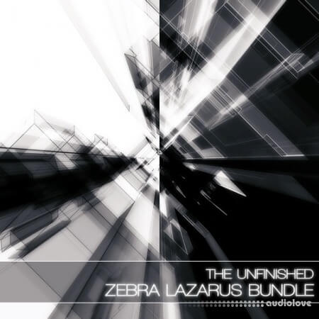 The Unfinished Zebra Lazarus Vol I Dark Edition