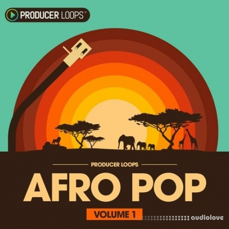 Producer Loops Afro Pop Volume 1