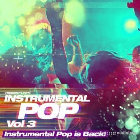 Producer Loops Instrumental Pop Volume 3