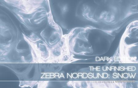 The Unfinished Zebra Nordsund: Snow Dark Edition