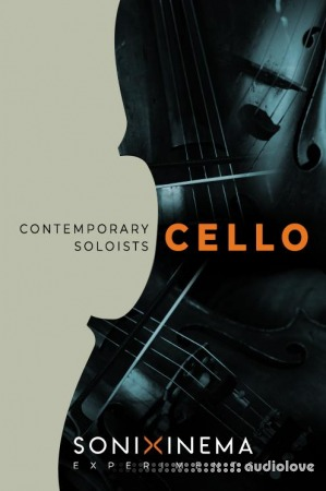 Sonixinema Contemporary Soloists Cello
