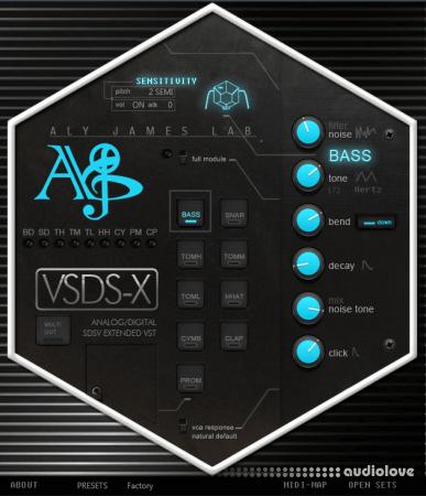 Aly James Lab VSDS-X