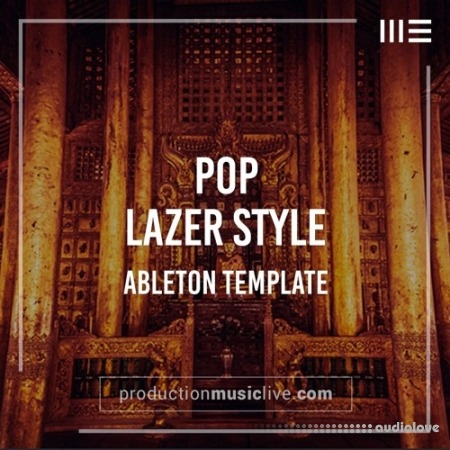 Production Music Live Lazer Style Ableton Template