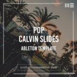 Production Music Live Calvin Slides Ableton Template [DAW Templates]