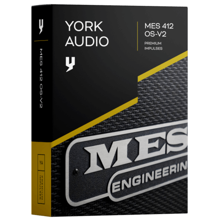 York Audio MES 412 OS-V2