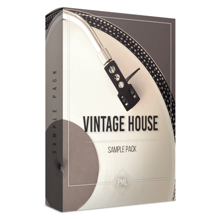 Production Music Live Vintage House Sample Pack