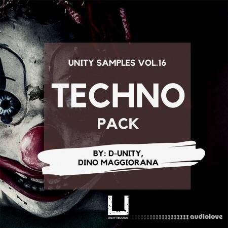 Unity Samples Vol.16 by D-Unity and Dino Maggiorana