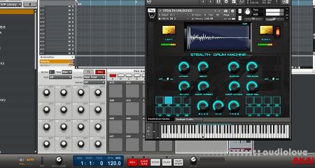 Vip Soundlab Stealth Drum Machine