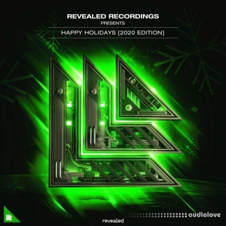 Revealed Recordings Revealed Happy Holidays 2020 Edition