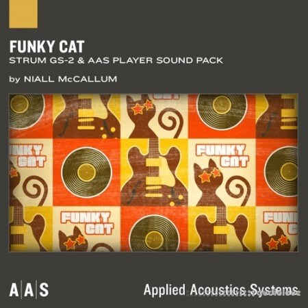 Applied Acoustics Systems Funky Cat GS-2 Soundpack