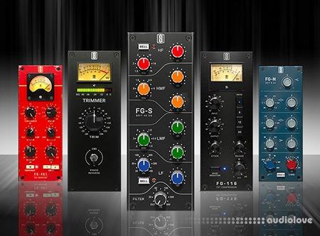 Slate Digital Virtual Mix Rack Complete