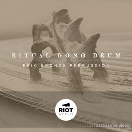 Riot Audio Ritual Gong Drum