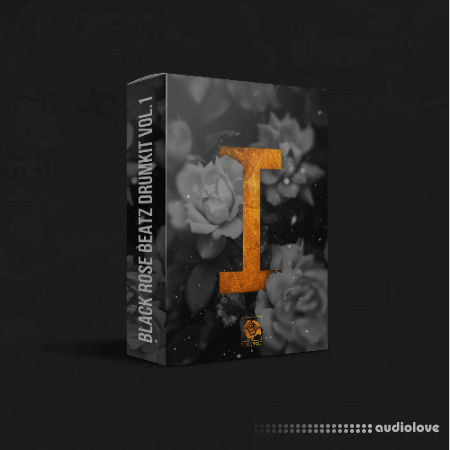 Black Rose Beatz DRUMKIT Vol.1