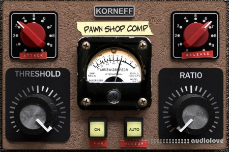 Korneff Audio Pawn Shop Comp