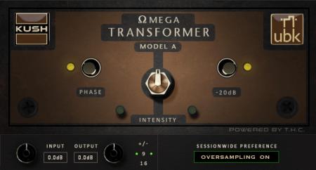 Kush Audio Omega A