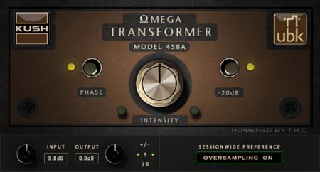 Kush Audio Omega 458A