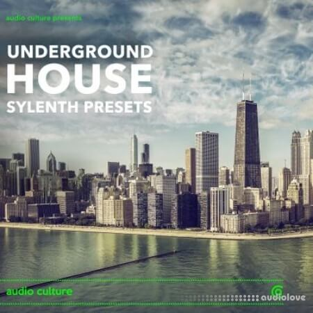Audio Culture Underground House Sylenth Presets