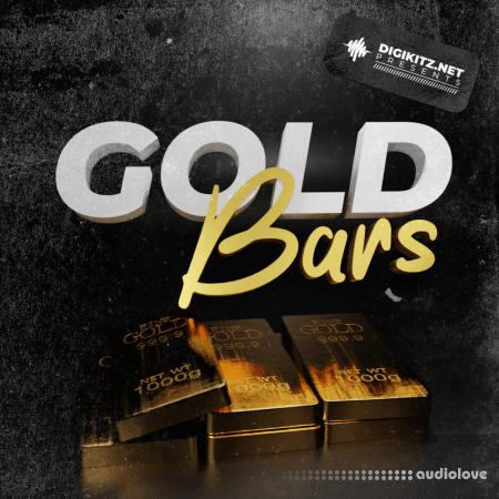 Digikitz Gold Bars