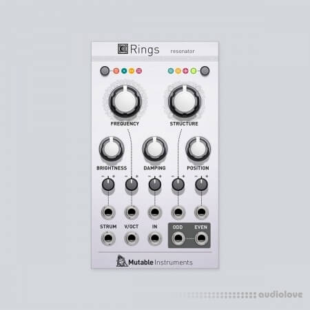 Softube Mutable Instruments Rings