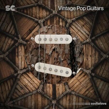 Sonic Collective Vintage Pop Guitars
