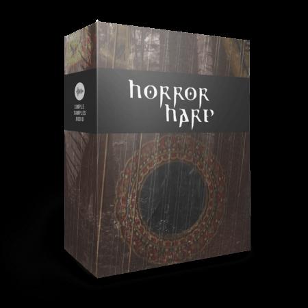 Simple Samples Audio Horror Harp