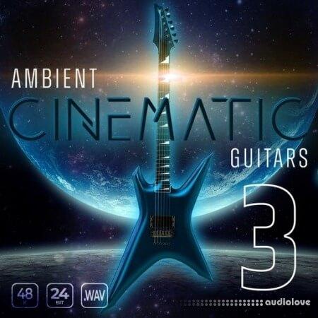 Epic Stock Media Ambient Cinematic Guitars 3