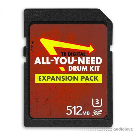 Producergrind TB Digital All You Need Drum Kit Expansion