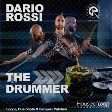 """House Of Loop Dario Rossi """"The Drummer"""""""