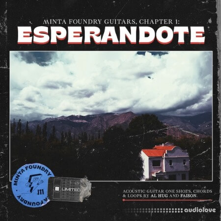 Minta Foundry Guitars Chapter 1 Esperandote