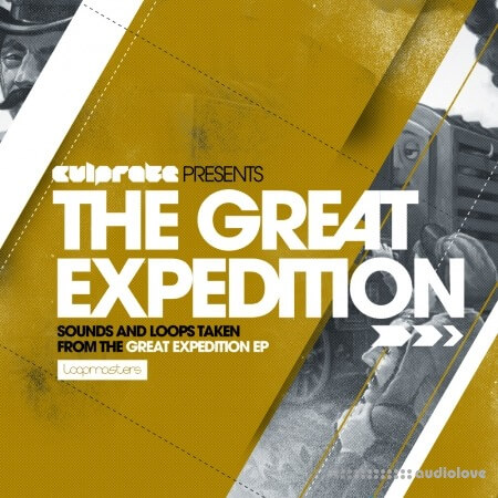 Loopmasters Culprate presents The Great Expedition