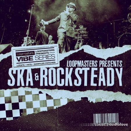 Loopmasters Vibes 12 Ska And Rocksteady